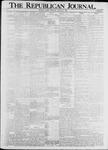 The Republican Journal: Vol. 74, No. 33 - August 14,1902