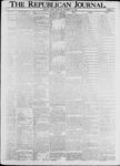 The Republican Journal: Vol. 74, No. 38 - September 18,1902