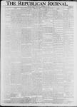 The Republican Journal: Vol. 74, No. 39 - September 25,1902