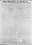 The Republican Journal: Vol. 74, No. 40 - October 02,1902