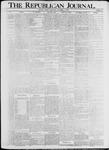 The Republican Journal: Vol. 74, No. 45 - November 06,1902