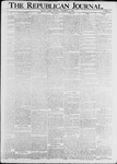 The Republican Journal: Vol. 74, No. 46 - November 13,1902