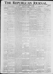 The Republican Journal: Vol. 74, No. 51 - December 18,1902