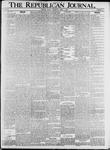 The Republican Journal: Vol. 76, No. 14 - April 07,1904