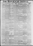 The Republican Journal: Vol. 76, No. 16 - April 21,1904