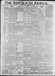 The Republican Journal: Vol. 76, No. 21 - May 26,1904