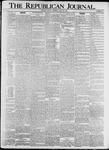 The Republican Journal: Vol. 76, No. 25 - June 23,1904