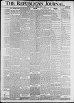 The Republican Journal: Vol. 76, No. 30 - July 28,1904