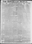 The Republican Journal: Vol. 76, No. 33 - August 18,1904