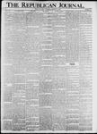 The Republican Journal: Vol. 76, No. 41 - October 13,1904