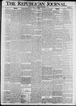 The Republican Journal: Vol. 76, No. 44 - November 03,1904