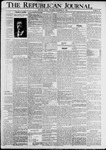 The Republican Journal: Vol. 76, No. 45 - November 10,1904
