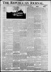 The Republican Journal: Vol. 76, No. 47 - November 24,1904