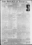 The Republican Journal: Vol. 79, No. 10 - March 07,1907