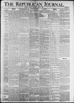 The Republican Journal: Vol. 79, No. 14 - April 04,1907