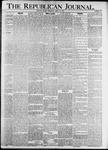 The Republican Journal: Vol. 79, No. 15 - April 11,1907