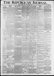 The Republican Journal: Vol. 79, No. 16 - April 18,1907