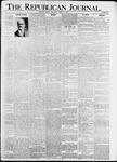 The Republican Journal: Vol. 79, No. 17 - April 25,1907