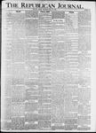 The Republican Journal: Vol. 79, No. 20 - May 16,1907