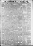 The Republican Journal: Vol. 79, No. 30 - July 25,1907
