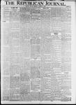 The Republican Journal: Vol. 79, No. 33 - August 15,1907