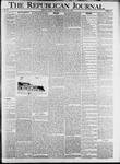 The Republican Journal: Vol. 79, No. 34 - August 22,1907