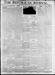 The Republican Journal: Vol. 79, No. 35 - August 29,1907