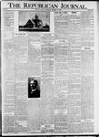 The Republican Journal: Vol. 79, No. 41 - October 10,1907