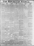 The Republican Journal: Vol. 79, No. 44 - October 31,1907