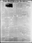 The Republican Journal: Vol. 82, No. 6 - February 10,1910