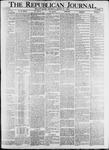 The Republican Journal: Vol. 82, No. 11 - March 17,1910