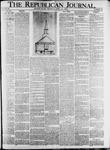 The Republican Journal: Vol. 82, No. 15 - April 14,1910