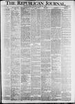 The Republican Journal: Vol. 82, No. 17 - April 28,1910