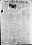 The Republican Journal: Vol. 82, No. 21 - May 26,1910