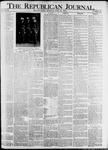 The Republican Journal: Vol. 82, No. 26 - June 30,1910