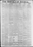 The Republican Journal: Vol. 82, No. 29 - July 21,1910