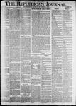 The Republican Journal: Vol. 82, No. 35 - September 01,1910