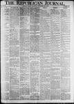 The Republican Journal: Vol. 82, No. 38 - September 22,1910