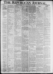 The Republican Journal: Vol. 82, No. 39 - September 29,1910