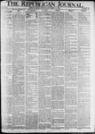 The Republican Journal: Vol. 82, No. 40 - October 06,1910