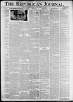 The Republican Journal: Vol. 82, No. 42 - October 20,1910