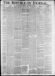 The Republican Journal: Vol. 82, No. 44 - November 03,1910