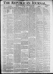 The Republican Journal: Vol. 82, No. 45 - November 10,1910