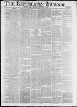 The Republican Journal: Vol. 82, No. 48 - December 01,1910