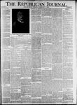 The Republican Journal: Vol. 84, No. 5 - February 01,1912