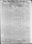 The Republican Journal: Vol. 84, No. 6 - February 08,1912