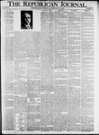 The Republican Journal: Vol. 84, No. 8 - February 22,1912