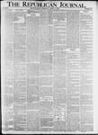 The Republican Journal: Vol. 84, No. 14 - April 04,1912