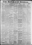 The Republican Journal: Vol. 84, No. 17 - April 25,1912