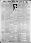 The Republican Journal: Vol. 84, No. 20 - May 16,1912